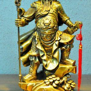 Tượng Đồng Phong Thủy