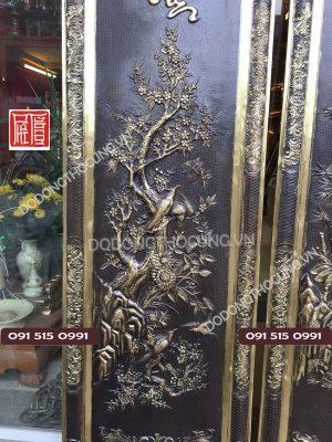 Bo Tranh Dong Tu Quy Mau Co(4)