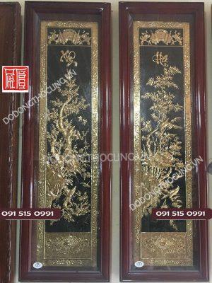 Bo Tranh Tu Quy Dong Vang 1m55(3)