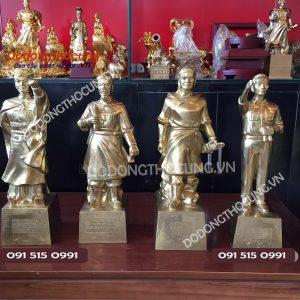 Bo Tuong 4 Danh Tuong Viet Nam Bang Dong(4)