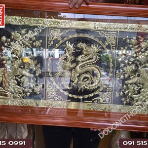 Buc Tranh Dong Chu Phuc Hoa Rong 1m07 (5)