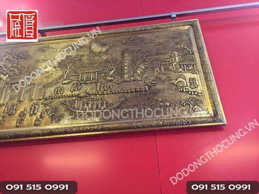 Buc Tranh Lang Que Lien Dong (2)