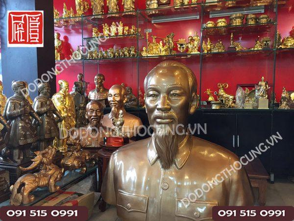 Buc Tuong Dong Bac Ho Co Lon(2)
