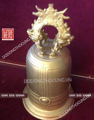 Chuong Dong Duc Thu Cong Cao 42cm Khac
