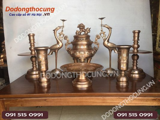 Do Tho Bang Dong Kham Tam Khi Hang Ky