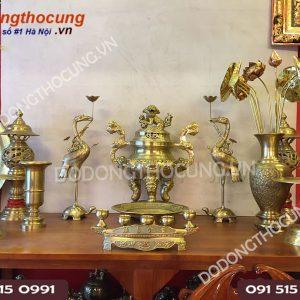 Do Tho Bang Dong Vang Dinh Soi 60cm