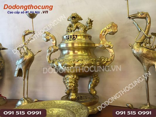 Do Tho Bang Dong Vang Dinh Soi 60cm(2)