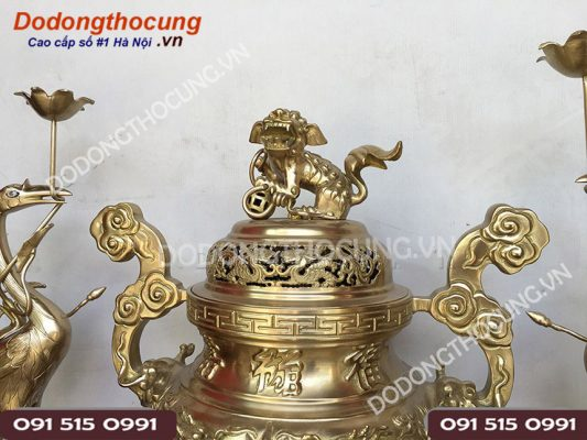Do Tho Cung Dong Vang Dinh Rong Noi 61cm(2)