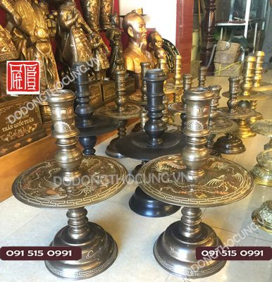 Doi Chan Nen Dong Tam Khi Cao 70cm