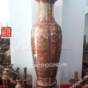 Doi Lo Hoa Phuc Loc Kham Ngu Sac Cao Cap