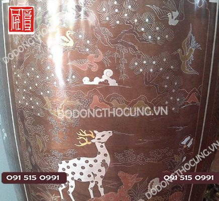 Doi Lo Hoa Phuc Loc Kham Ngu Sac Cao Cap Hoa Van2