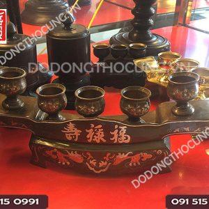 Khay 5 Chen Bang Dong Do Kham Tam Khi