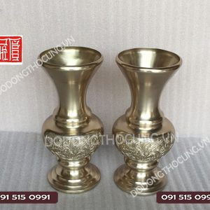 Lo Hoa Cuc Bang Dong 30cm 3