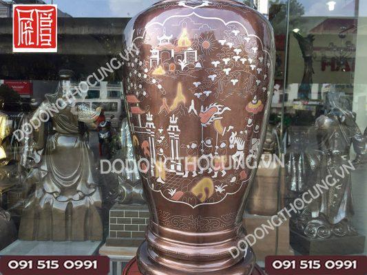 Lo Hoa Dong Kham Tam Khi Vinh Quy Bai To 66cm (5)