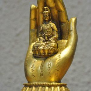 Phật Thủ (1)