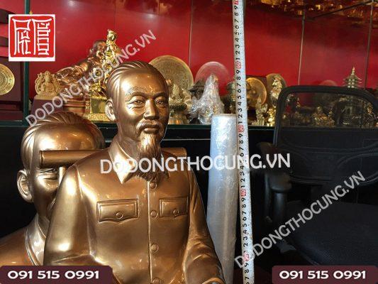 Pho Tuong Bac Ho Ngoi Doc Bao 60cm (4)