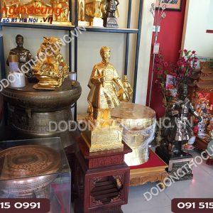 Pho Tuong Cu Tran Hung Dao Thep Vang 60cm (5)