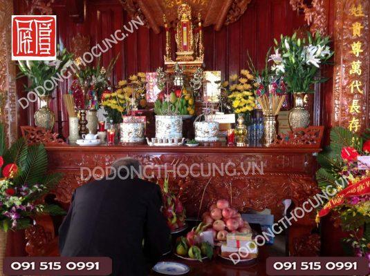Phong Tuc Tho Cung To Tien La Gi