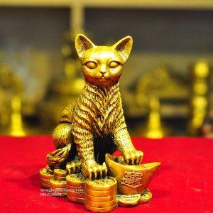 Tượng Mèo May Mắn (1)