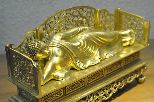 Tượng Phật Niết Bàn (1)