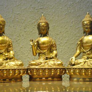 Tượng Tam Thế Phật (3)