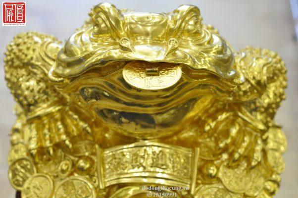 Thiềm Thừ Dát Vàng (1)