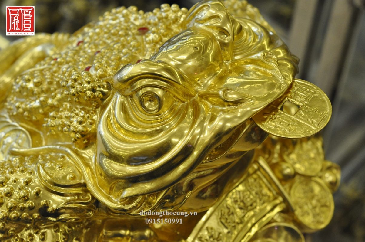 Thiềm Thừ Dát Vàng (5)