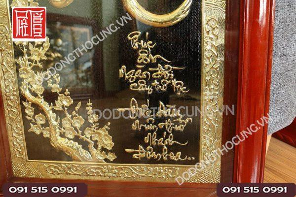 Tranh Chu Duc Thu Phap 55x80