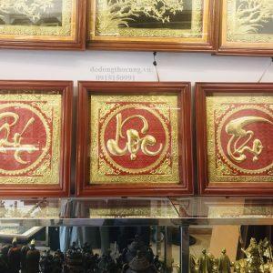 Tranh Chu Phuc Loc Tho (1)