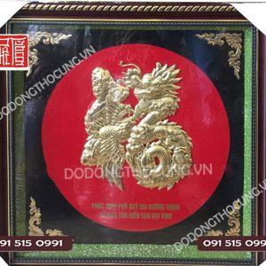Tranh Dong Chu Phuc Hoa Rong