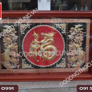 Tranh Dong Chu Phuc Hoa Rong Ma Tam Khi