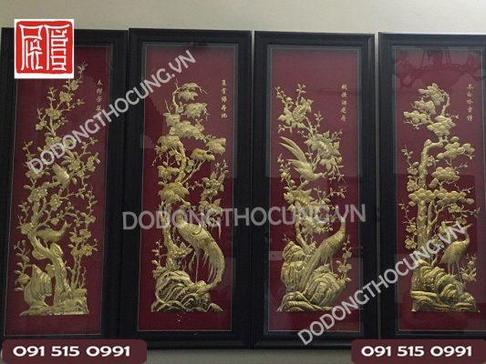 Tranh Dong Tu Quy Nen Do(2)