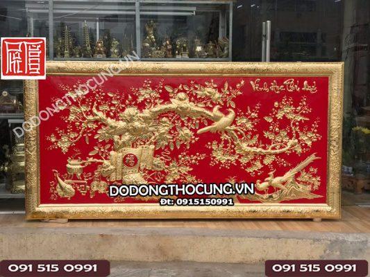 Tranh Dong Vinh Hoa Phu Quy 1