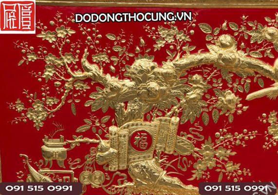Tranh Dong Vinh Hoa Phu Quy 2