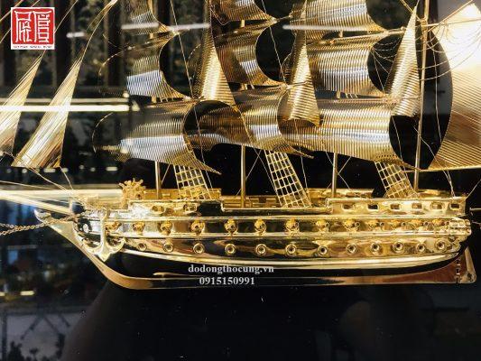 Tranh Thuận Buồm Xuôi Gió Mạ Vàng To (2)