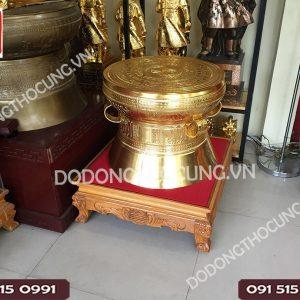 Trong Dong Duc Thu Cong Thiep Vang