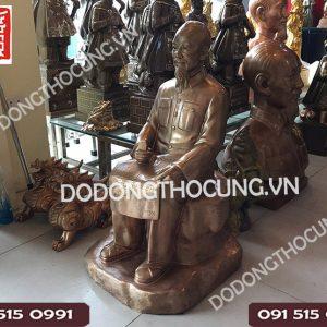 Tuong Bac Ho Ngoi Doc Bao 81cm(3)