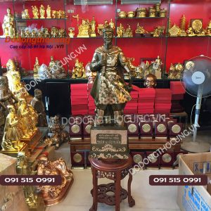 Tuong Cu Tran Hung Dao 90cm(8)