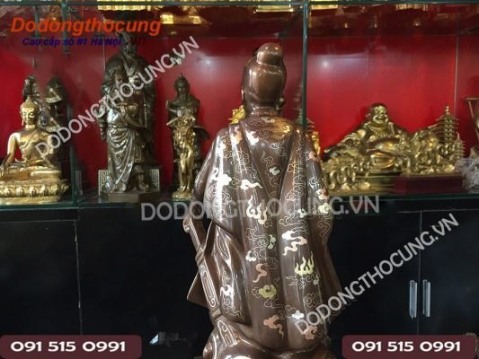 Tuong Cu Tran Quoc Tuan Kham Ngu Sac 50cm(7)