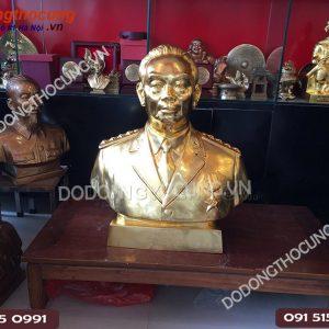 Tuong Dai Tuong Vo Nguyen Giap Dat Vang 81cm (4)