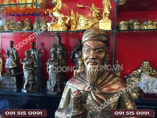 Tuong Dong Cu Tran Hung Dao 69cm(3)