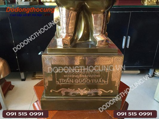Tuong Dong Cu Tran Hung Dao 69cm(4)