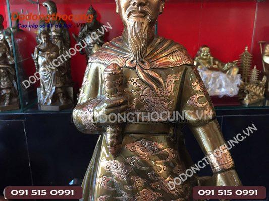 Tuong Dong Cu Tran Hung Dao 69cm(5)