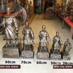 Tuong Dong Tran Quoc Tuan Kham Tam Khi 38cm Kt