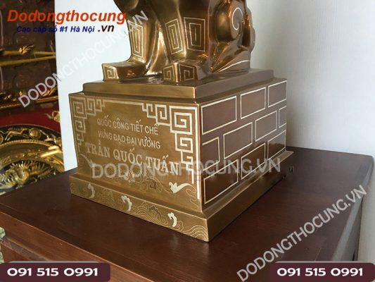 Tuong Tran Quoc Tuan Kham Ngu Sac 50cm 3