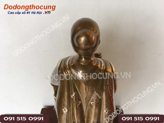 Tuong Tran Quoc Tuan Kham Ngu Sac 50cm 4