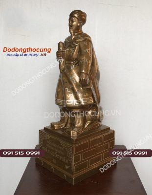Tuong Tran Quoc Tuan Kham Ngu Sac 50cm 7