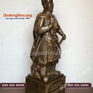Tuong Tran Quoc Tuan Kham Tam Khi 90cm 3