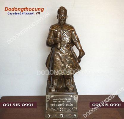 Tuong Tran Quoc Tuan Kham Tam Khi 90cm
