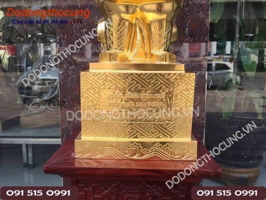 Tuong Tran Quoc Tuan Thep Vang 68cm (6)